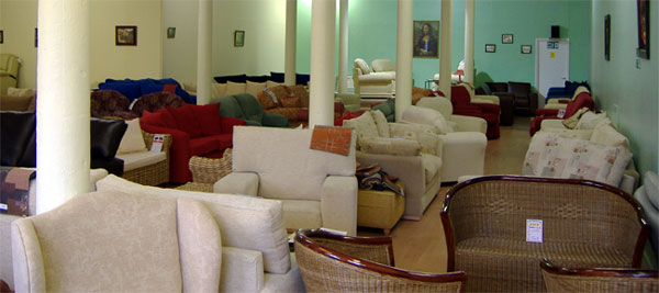 sofa central showroom